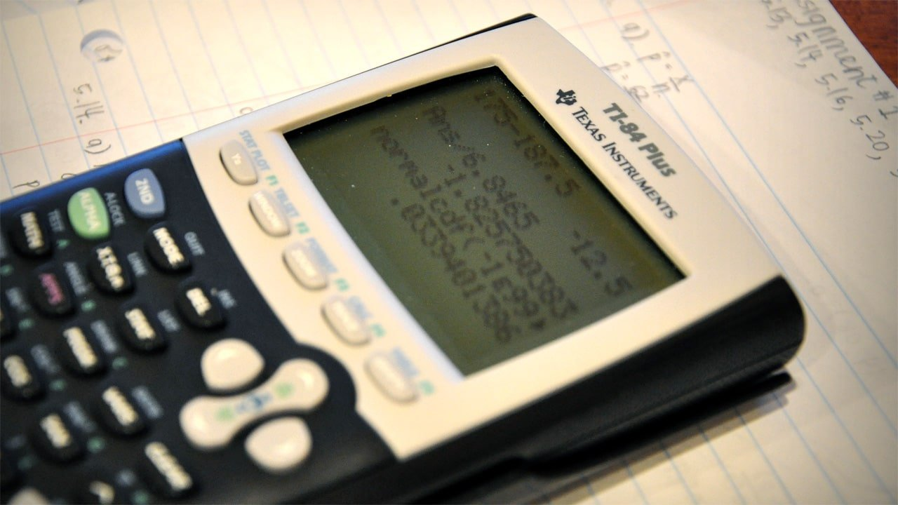 Texas Instruments TI 83 VS TI 84 VS TI89