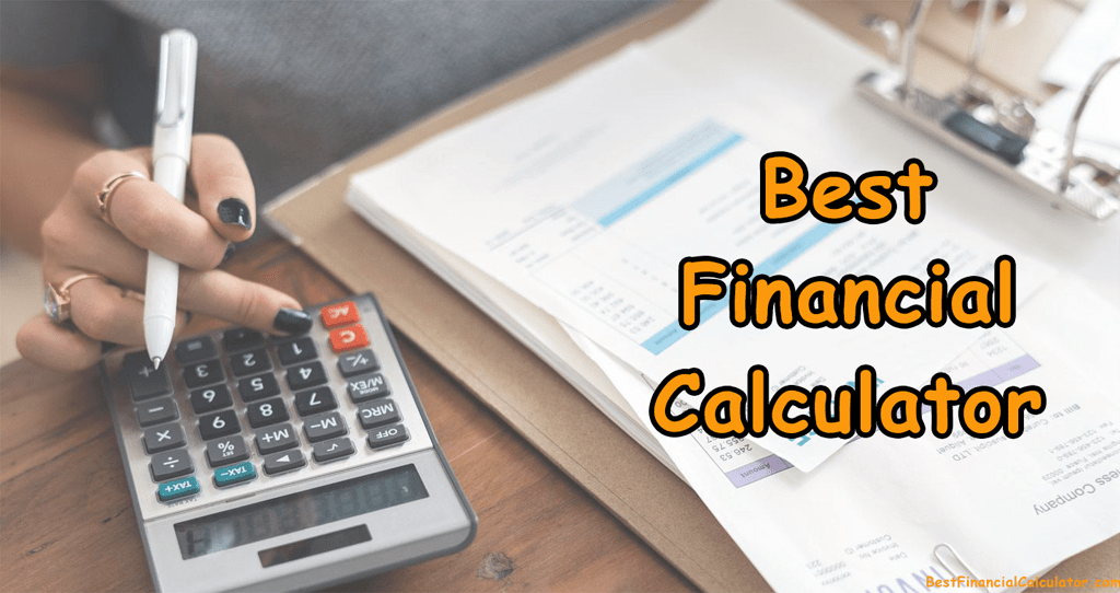 best financial calculator 2019